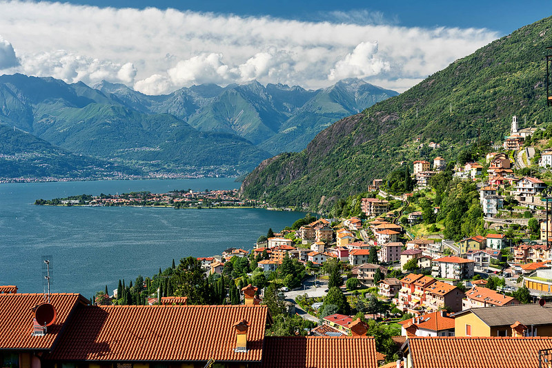 Bellano and the Como Lake
