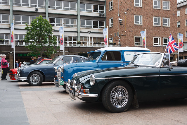 Coventry Motofest 2014
