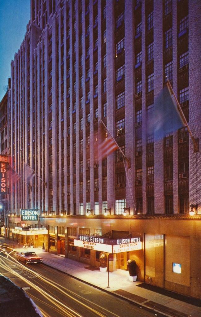 Hotel Edison - New York, New York