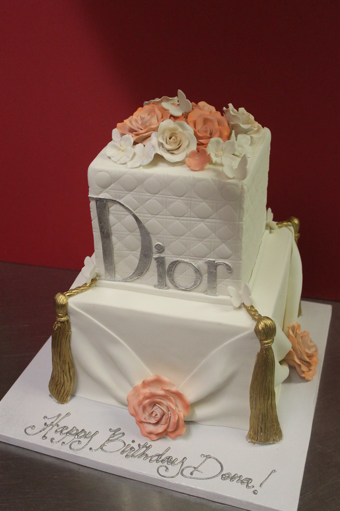 Birthday With Dior Alliance Bakery Flickr