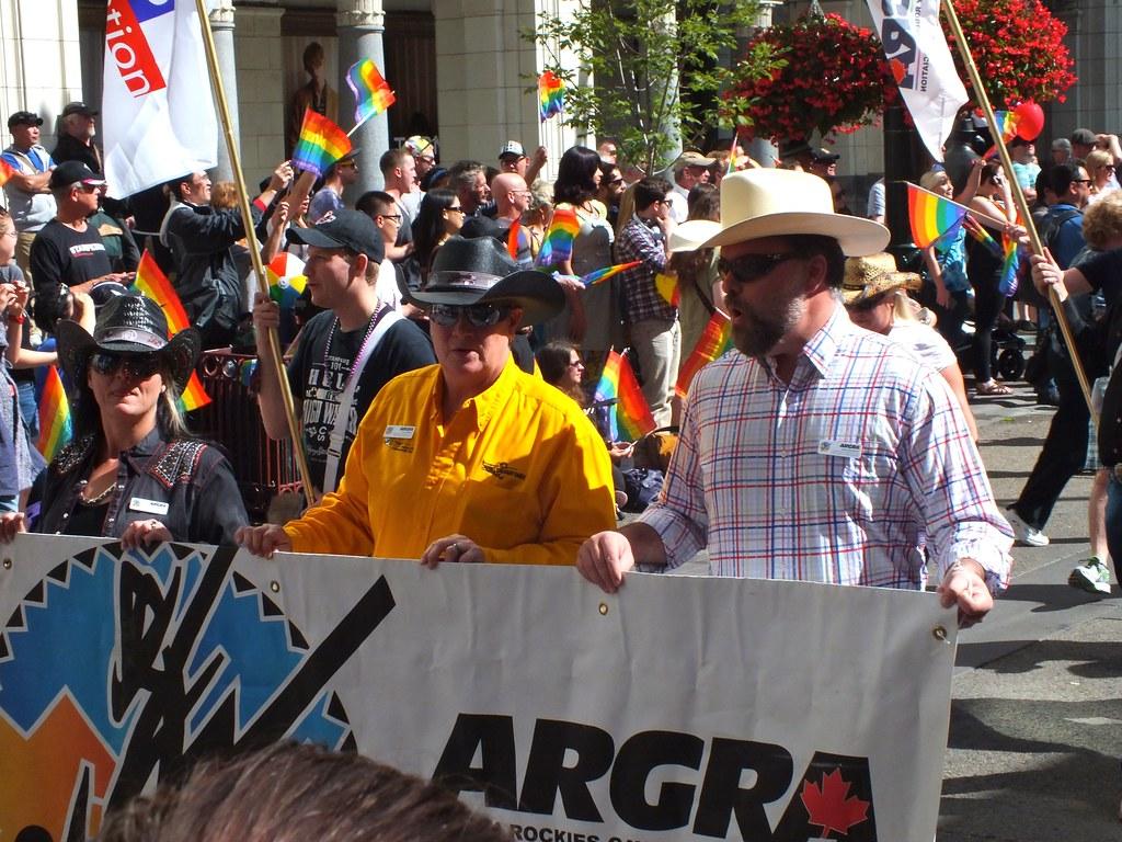Rodeo association alberta gay