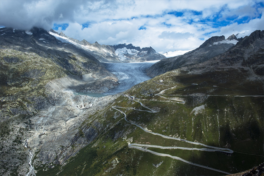 Furka Pass