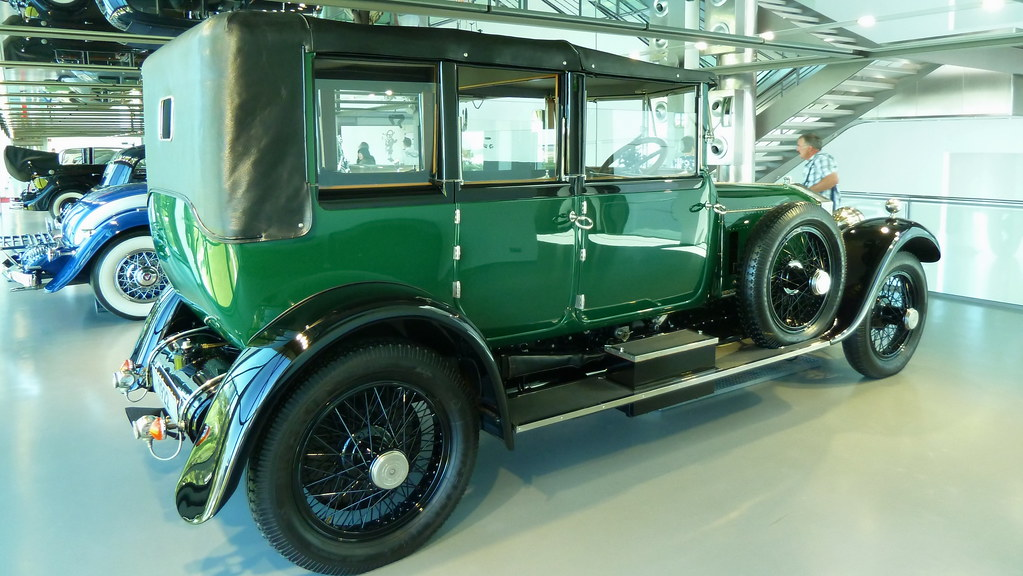 Rolls-Royce Silver Ghost - 1922 | The Rolls-Royce Silver Gho… | Flickr