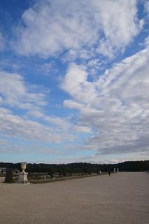 175 Kasteel van Versailles tuinen