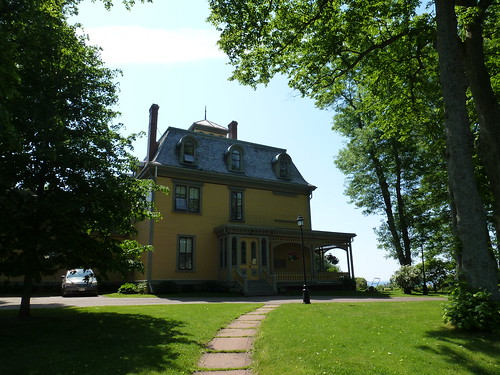 Beaconsfield Historic House, Charlottetown PEI | by Fashionable Frolick