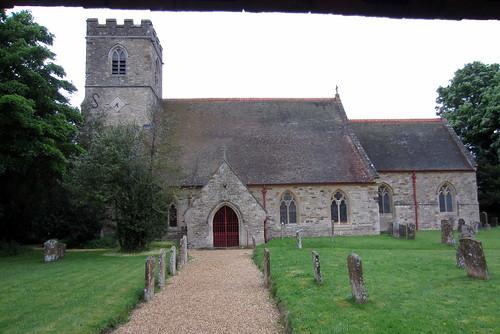 St Mary, Whittlebury