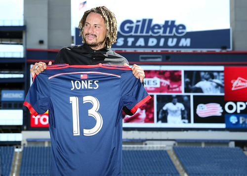 Jermaine Jones with his jersey | by nerevolution