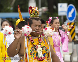Faces of Phuket Vegetarian Festival | by Andaman4fun