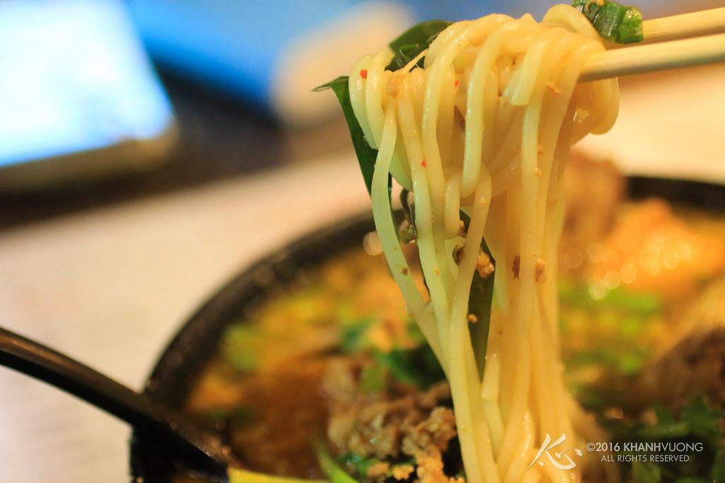 HK Trip '16 Day 2 0216 (Sing Lum Khui Noodle)