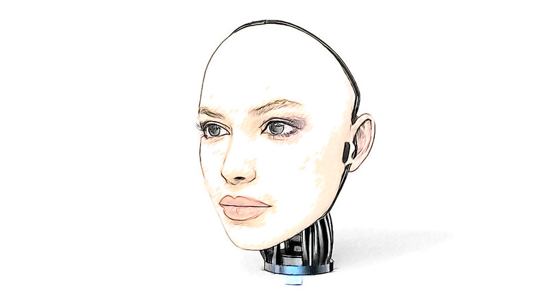 Cyborg and Speech Synthesis