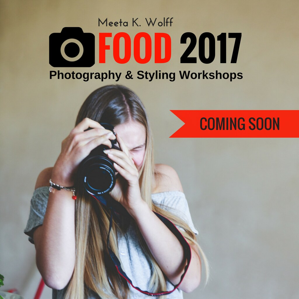 Food Photography Workshop 2017 Badge 2