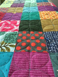 Single Girl Patchwork Quilting | by jrcraft