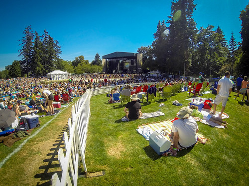 concerts vip area king county parks your big backyard flickr