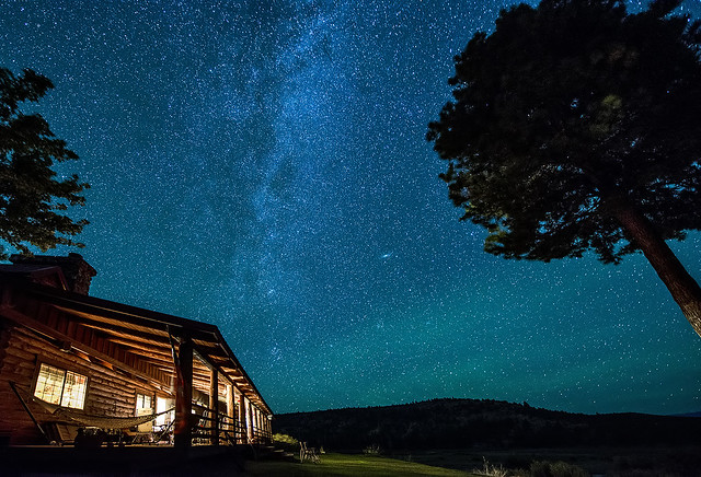 Milky Way Lodge