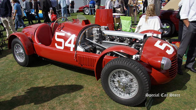 1948 Ferrari 166 Corso Spyder