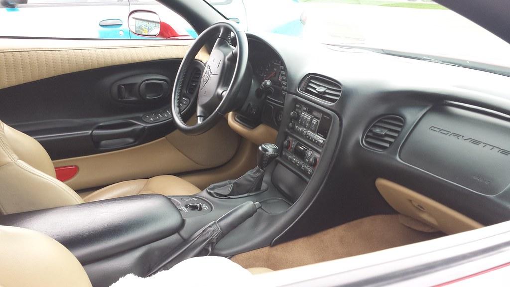 Oldnew Chevrolet Corvette Interior All Modern Inside Dave7
