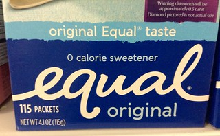 Equal Sweetener | by JeepersMedia