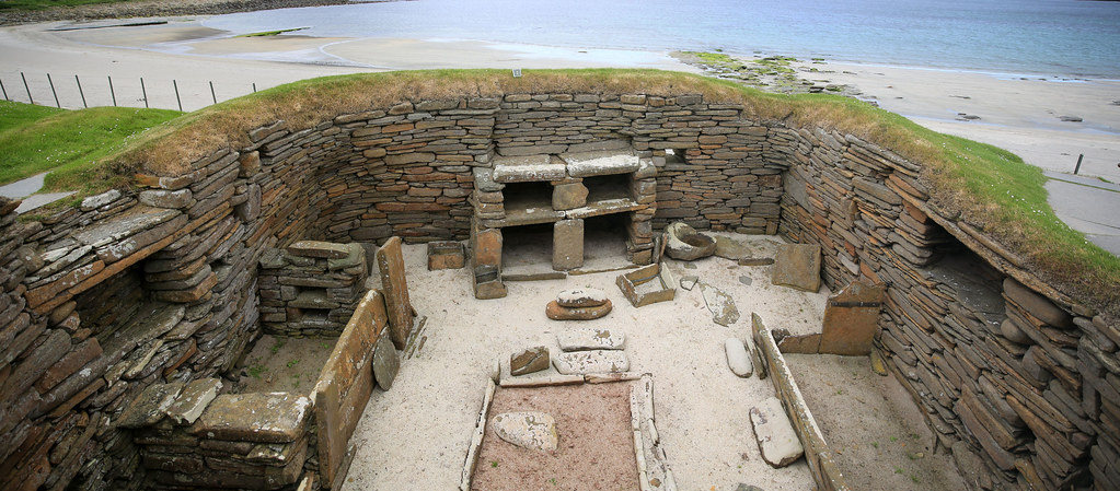 a neolithic revolution skara brae Among the wealth of material recovered from the orcadian neolithic sites are copious rodent remains from two settlements, one the celebrated site of skara brae, mainland , and the other links of noltland, westray.