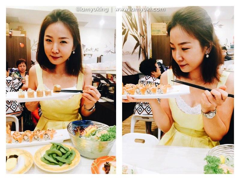 sushi mentai Singapore08yuki ng food review