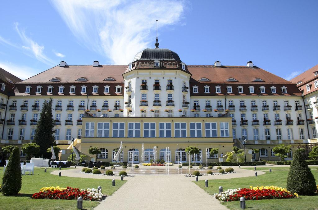 Grand Hotel Sopot - Pologne