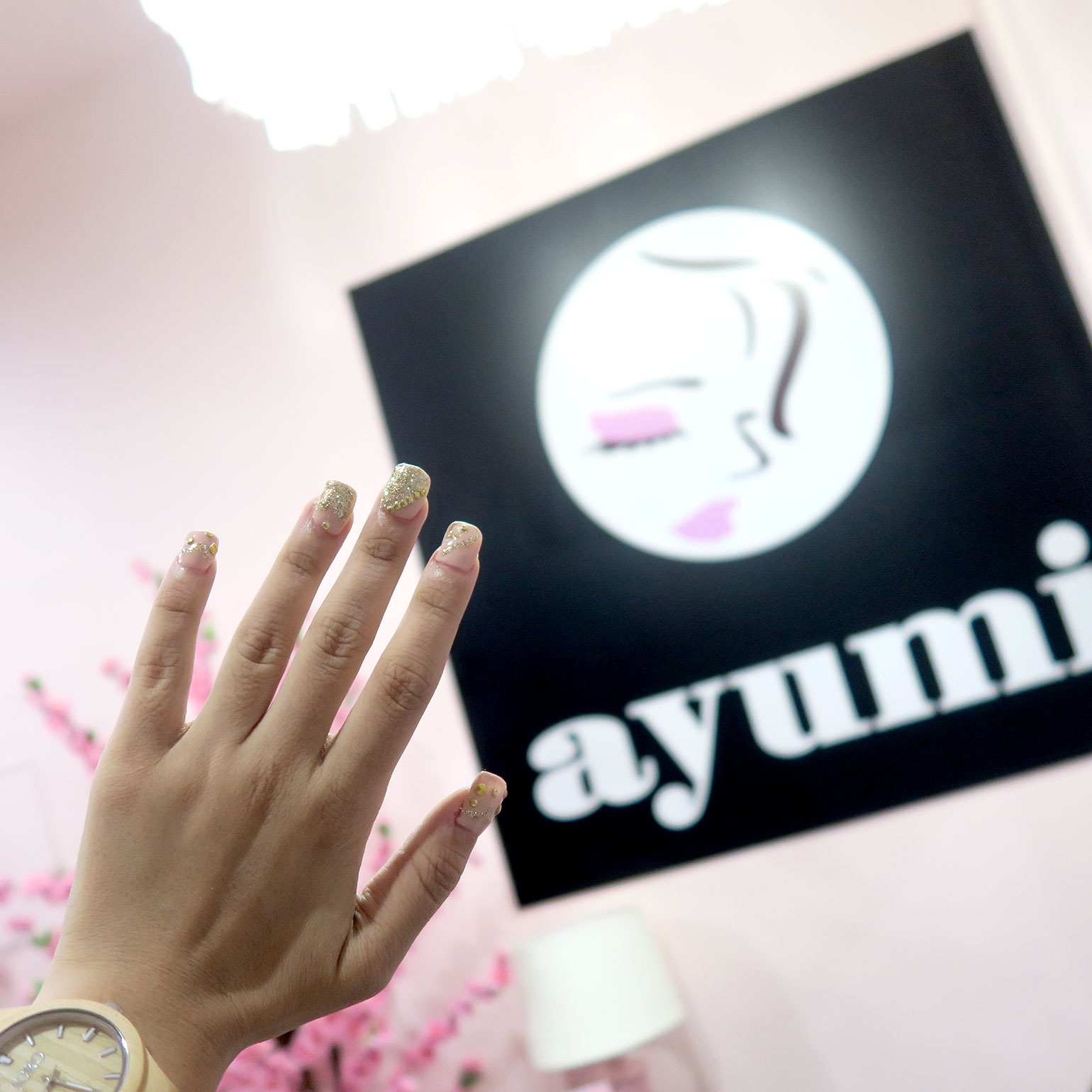 15 Acrylic Nails Review - Nail Art - Ayumi Las Piñas - Gen-zel.com(c)