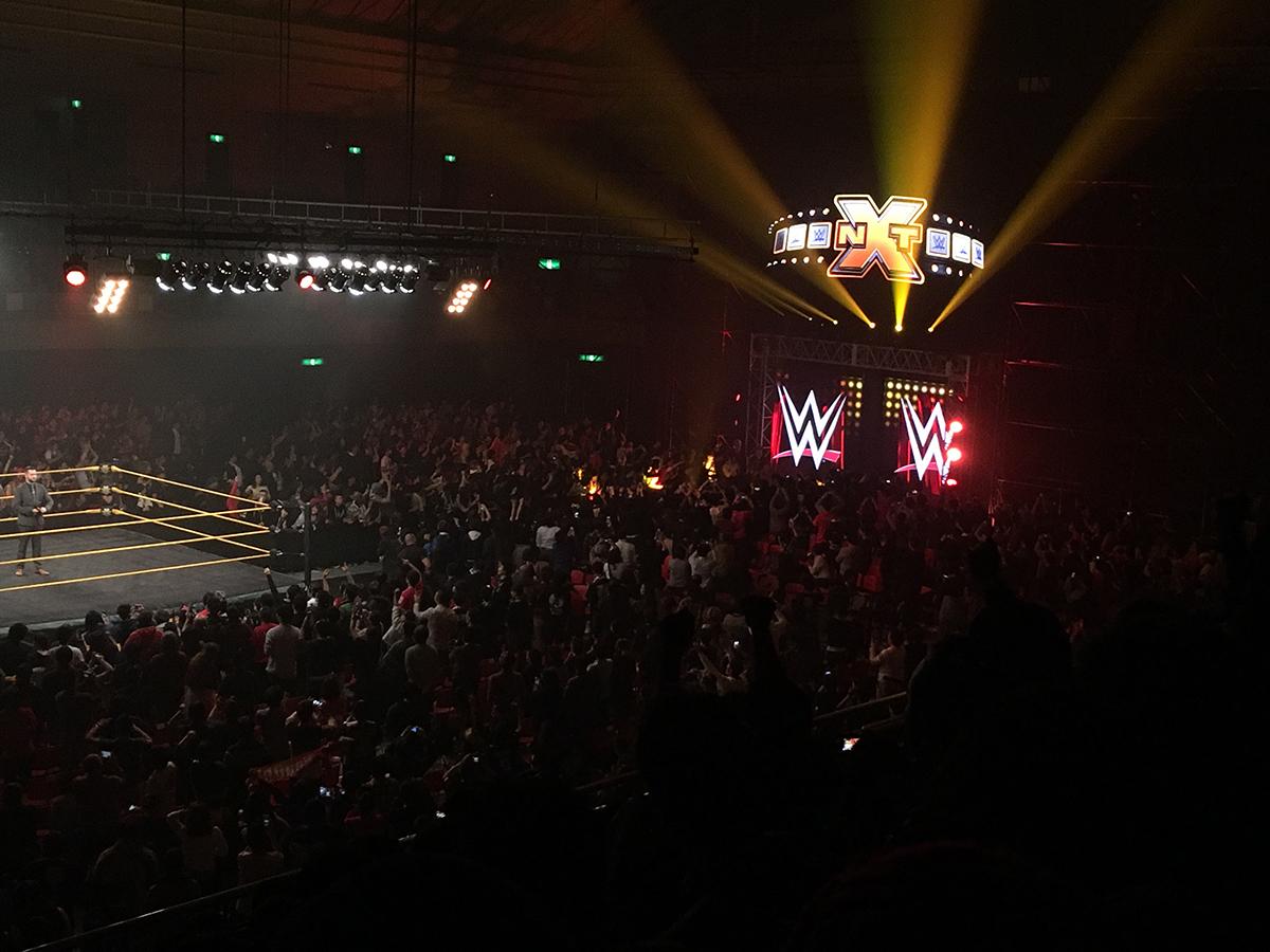 NXT王座戦