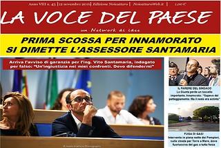 Noicattaro. Prima pagina n. 43-2016 front