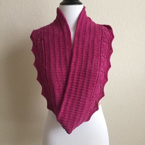 Biscuit cowl