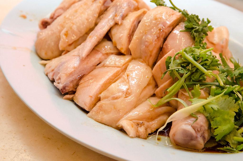 Melaka's Chicken Rice.