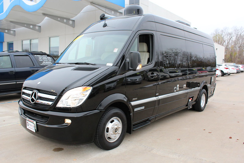 2012 Mercedes Sprinter 3500 Airstream Interstate Motor Coach Inspection