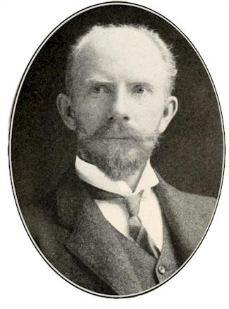 a biography of hans reimer claussen an american senator