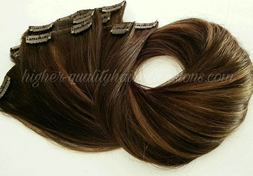 100 Remy Human Hair Extensions And Tangle Free 20 160 G Flickr