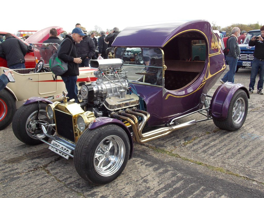 1977 Ford Model T C-Cab hot rod 'Revenge' | This is the be-a… | Flickr