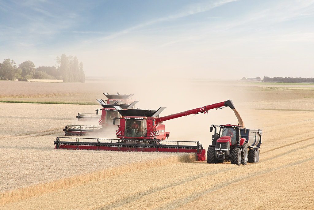 Case IH Axial Flow All Together