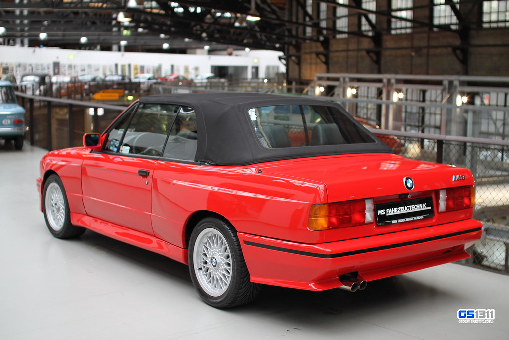 1988 - 1991 BMW M3 Cabrio (E30) | The BMW M3 is a high-perfo… | Flickr