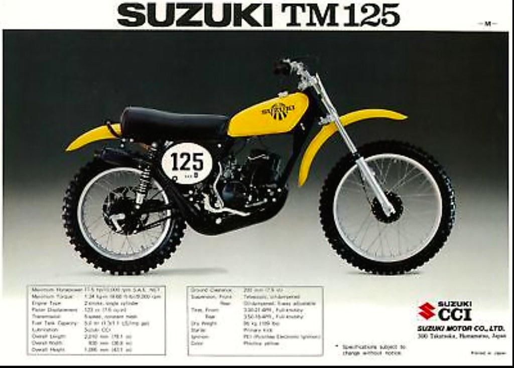 1975 suzuki tm125 tony blazier flickr rh flickr com 2003 suzuki rm 125 service manual pdf 2007 suzuki rm125 service manual