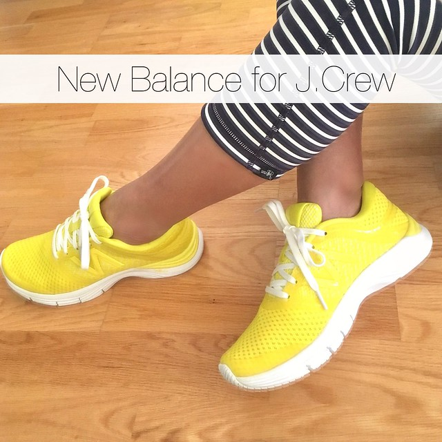 New Balance for J.Crew Review