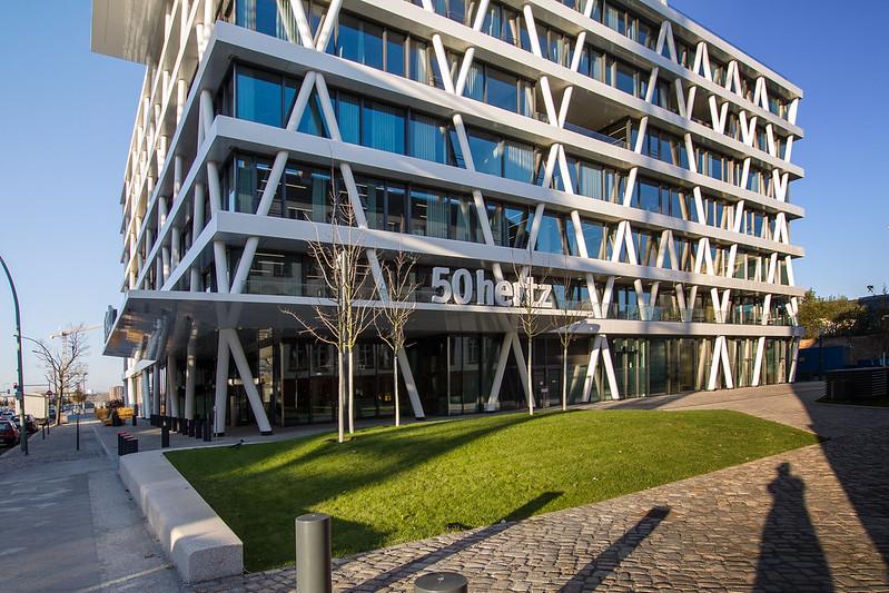 Hauptquartier für 50Hertz