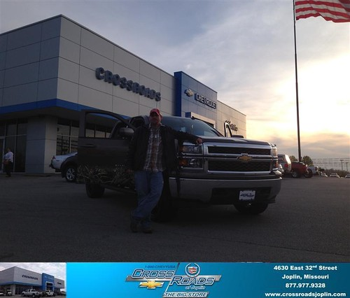 Wilson Cadillac: Congratulations To Jason Long On Your #Chevrolet #Silverad…