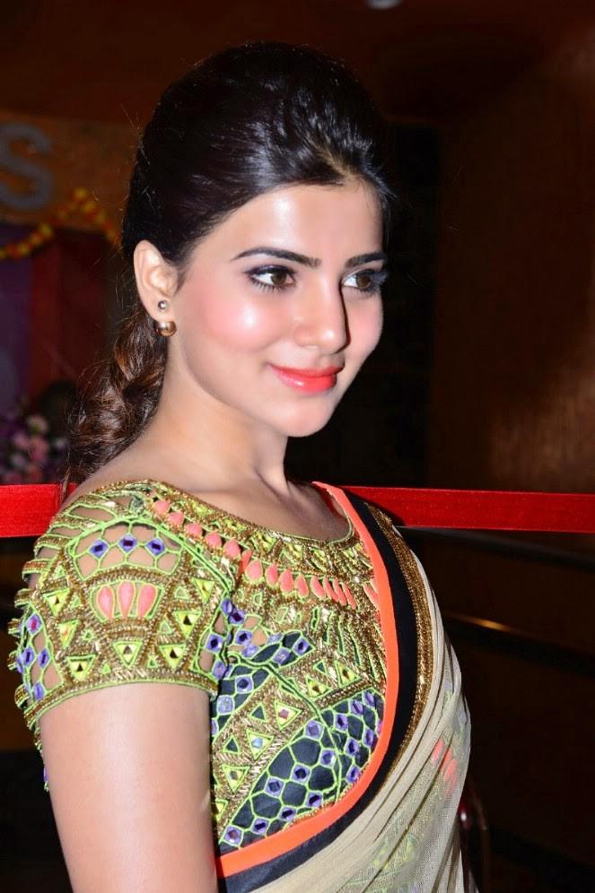 saree Samantha ruth prabhu