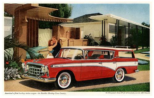 rambler hardtop cross country 1957 paul malon flickr. Black Bedroom Furniture Sets. Home Design Ideas