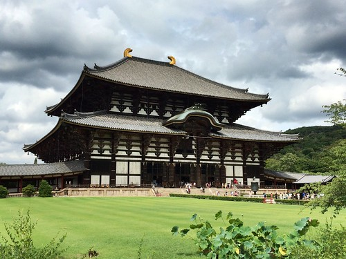 Nara, Todaiji | by Anna & Michal