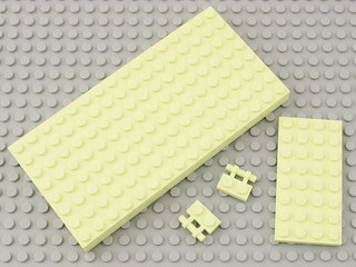 120 Light Yellowish Green / Light Lime | by Brick Colorstream