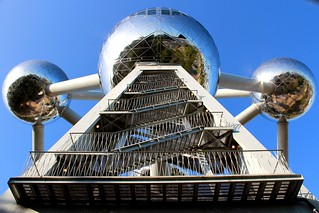 Brussels ATOMIUM | by Nine LaMaitre