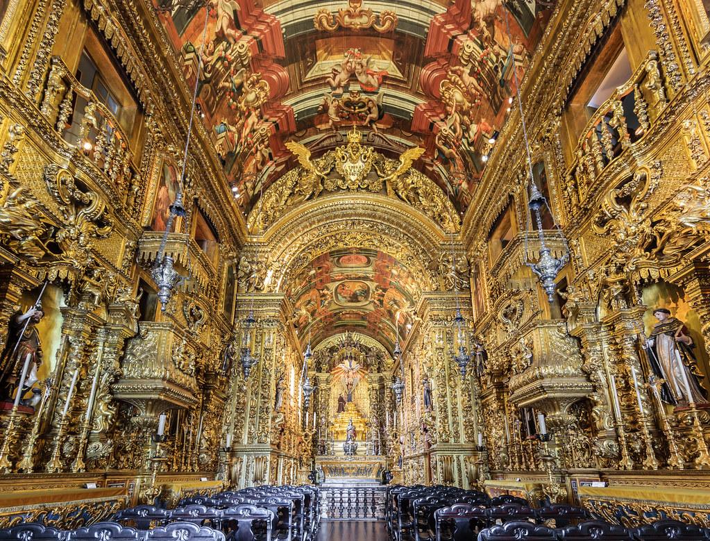 scrooge mcduck s church sao francisco da penitencia churc flickr