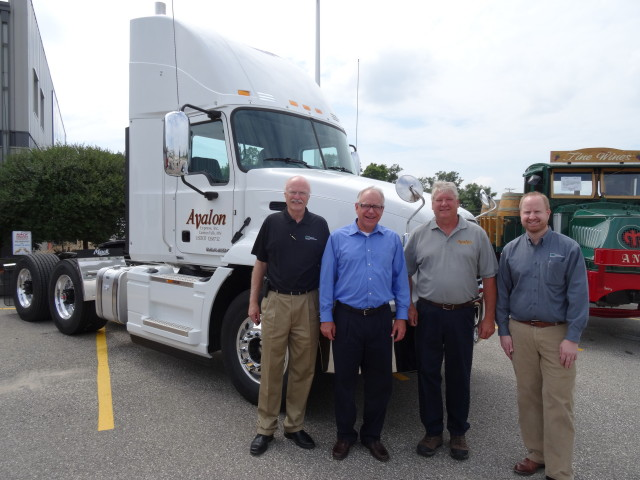 Bob Nuss US Rep Tim Walz DMinn David Olson Presi Flickr - Avalon truck