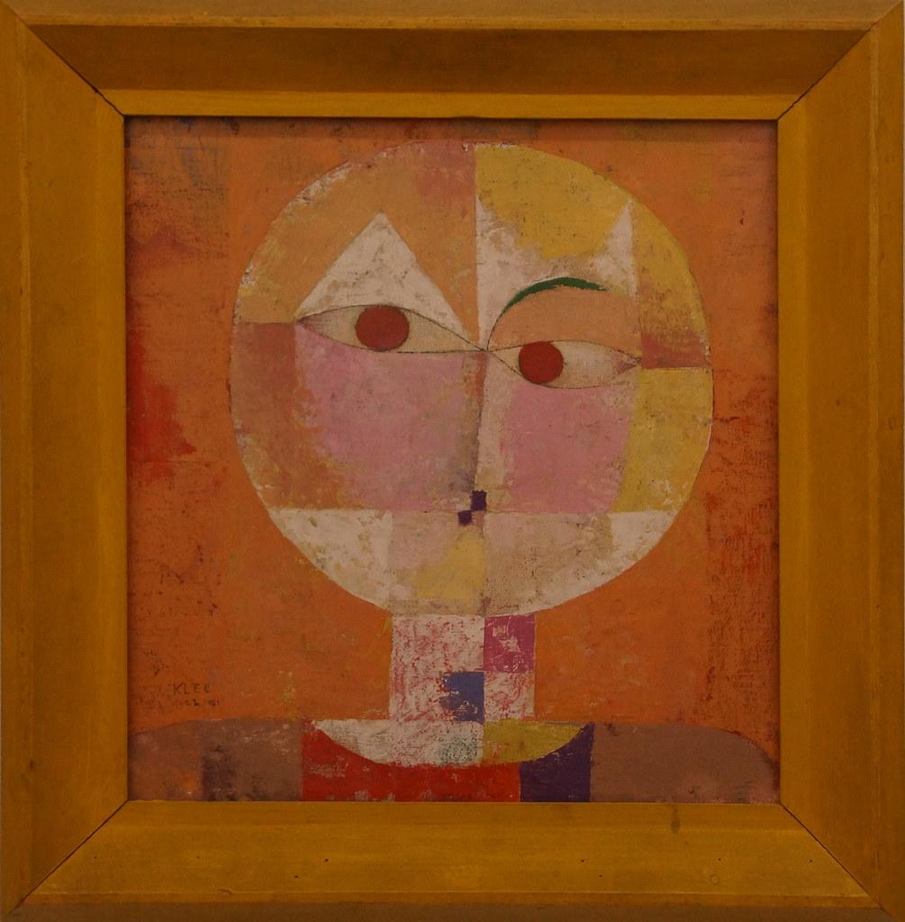 Paul Klee (1879-1940) Senecio (Baldgreis)/Senecio (soon to… | Flickr