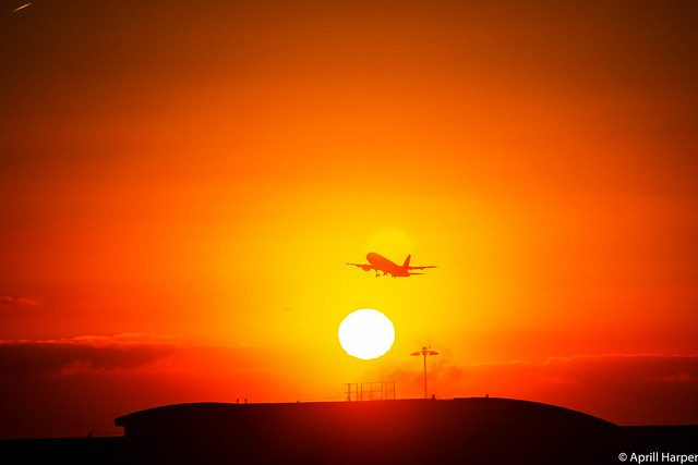 05oct16 sunrise aircraft