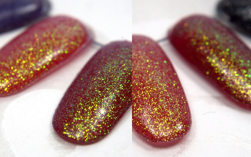 F.U.N Lacquer Jingle Bells
