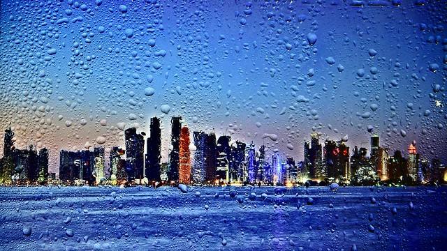 The Rain Drops